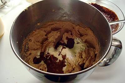 Torta Guinness al cioccolato 4