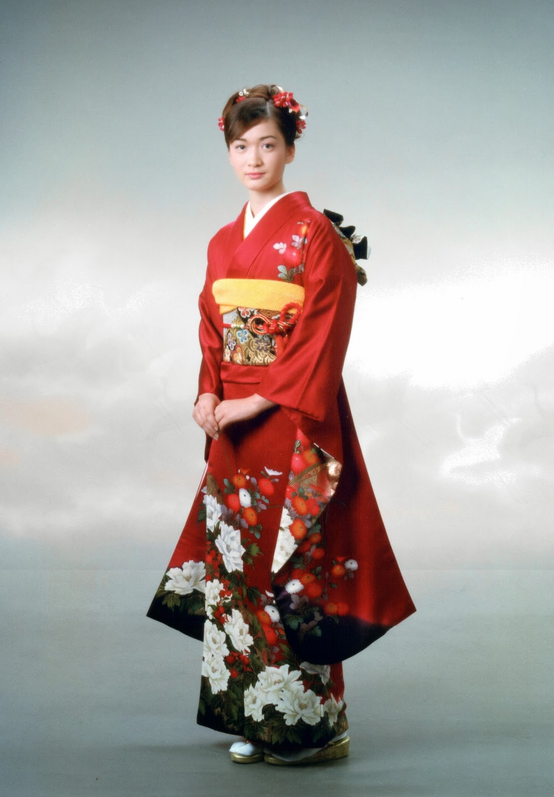 All About Japan: Kimono
