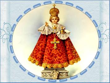 NIÑO JESÚS DE PRAGA, MUY MILAGROSO Y PODEROSO