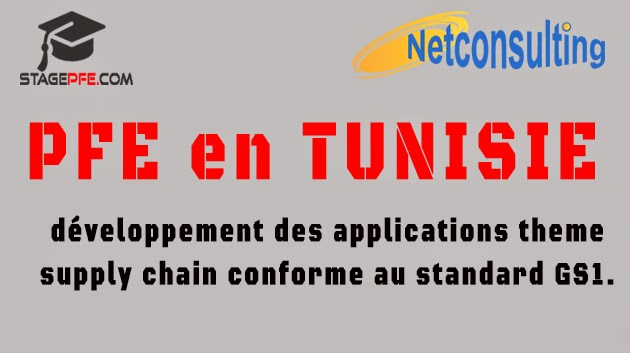 pfe en tunisie  netconsulting offre un stage pfe pour