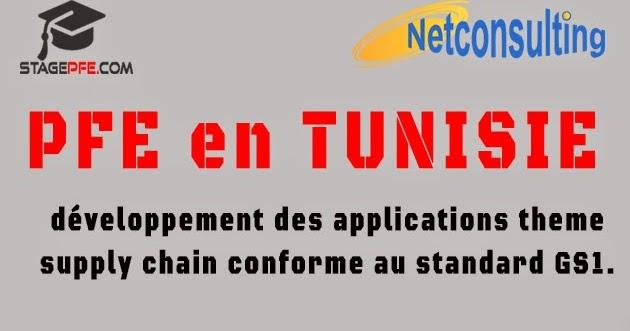 pfe en tunisie  netconsulting offre un stage pfe pour ing u00e9nieur informatique