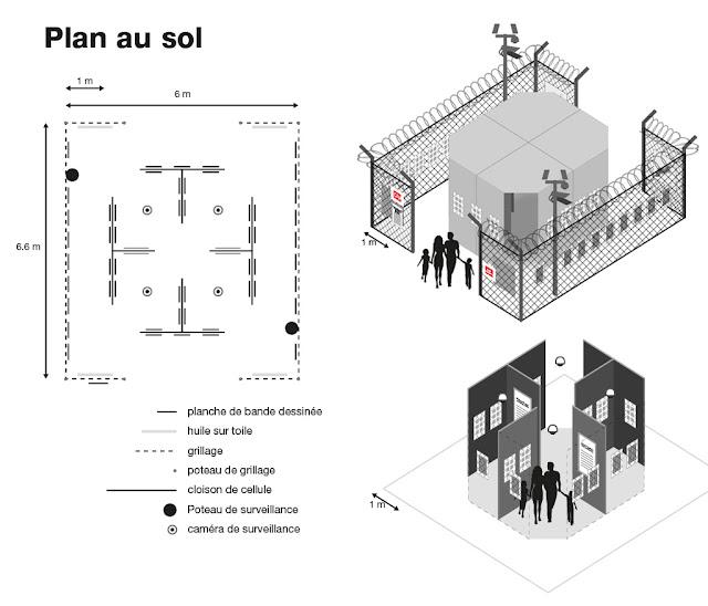 Voter sur KissKissBankBank pour le projet d'exposition CRA au festival d'Angoulême