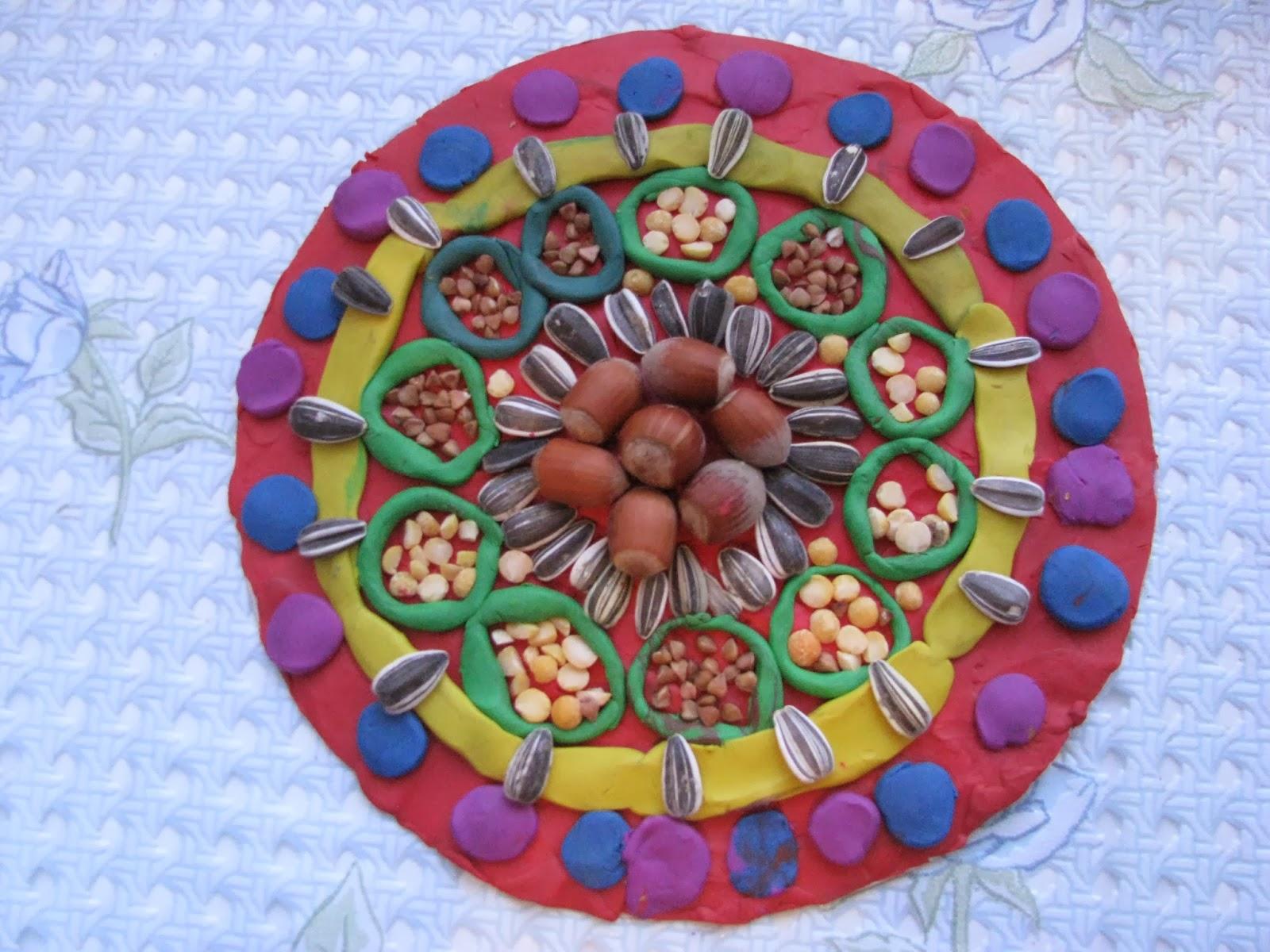 Базовые формы из пластилина: шар, диск, жгут, цилиндр 36
