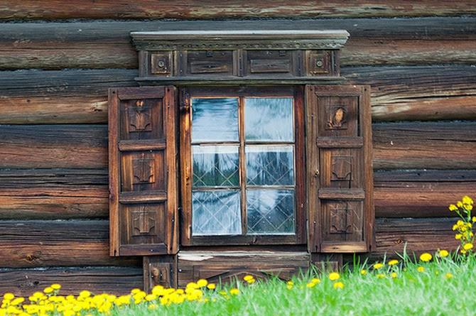 富農アシェフニェフの家