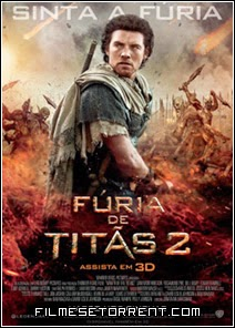 Fúria de Titãs 2 Torrent Dual Audio