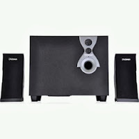 Speaker Aktif System + MP3 Player Dazumba D-Remix DZ2000
