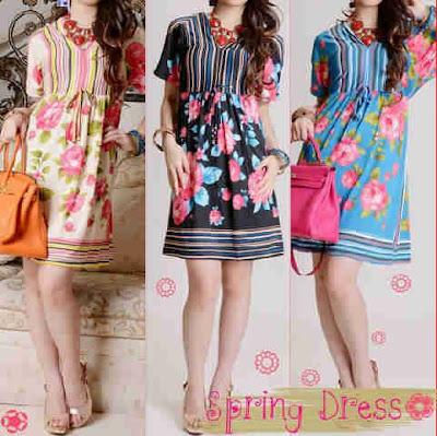 Spring dress kode 9228