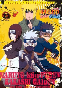 Naruto Shippuden - 12ª Temporada Desenhos Torrent Download capa
