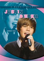 bookcover of JUSTIN BIEBER  by Kathleen Tracy