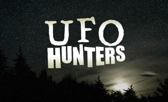 UFO Hunters est une série télé Américaine, dans chaques épisodes, l'équipe enquête sur les rapports de phénomènes aériens non identifiés dans lequel ils interrogent les témoins de rencontres rapprochées avec des ovnis, OSNI (Objets Submersibles Non Identifiés), et autres vie extraterrestre . Ils analysent aussi les éléments de preuve recueillis telles que des photographies, des vidéos ou des matières physiques récupérées. Ils mènent aussi des recherches avec d'autres chercheurs et scientifiques dans le domaine pour tenter de trouver des preuves concluantes afin de déterminer si le rapport est réel ou si il est au contraire un canular.