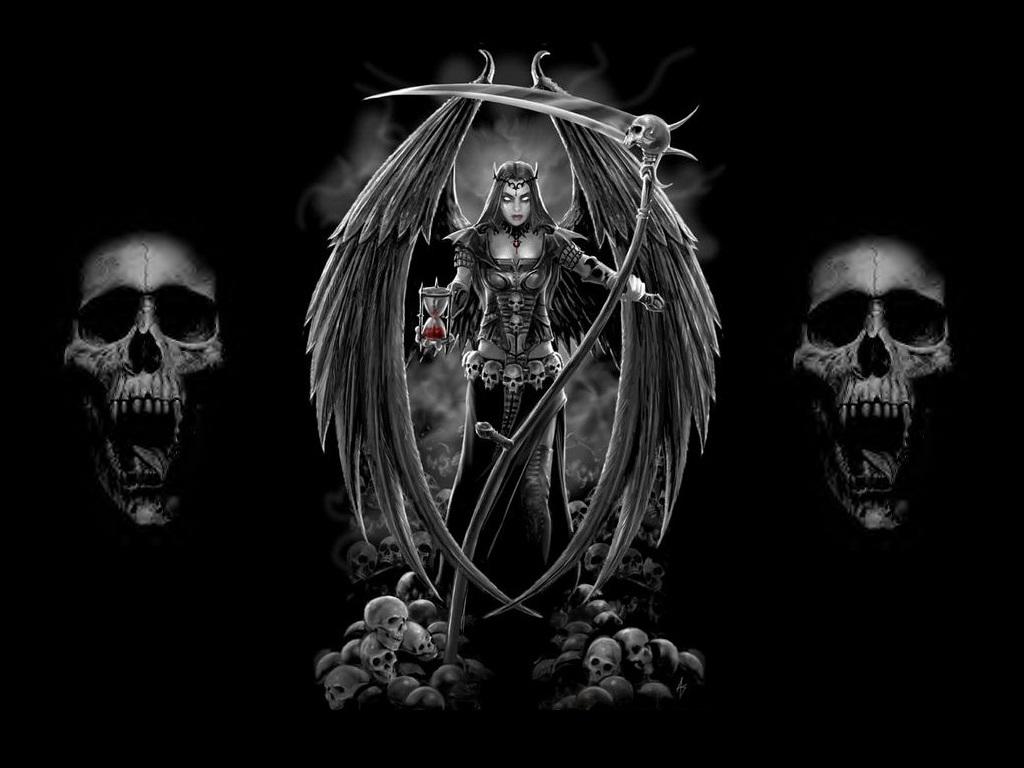 35 Cool amp Cryptic Grim Reaper Tattoos  Cream Magazine