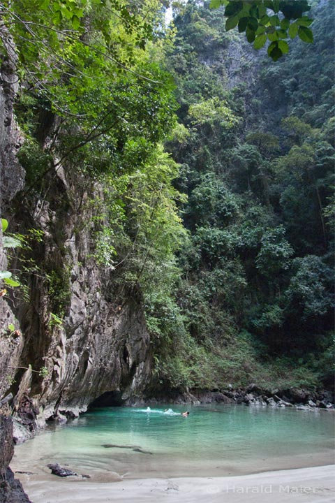 Koh Muk mit Emerald Cave und Lagune