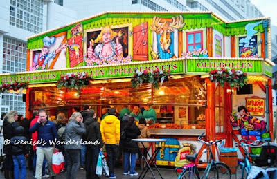 Oliebollen Mobile Stall