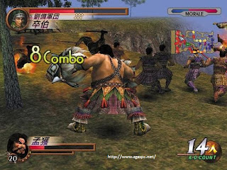 Download Game dynasty warrior 3 xtreme legends ps2 for pc Full Version ZGASPC