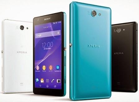 Harga Sony Xperia Z3 Spesifikasi