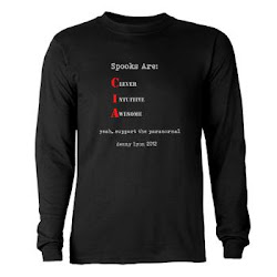 Funny CIA Spooks T-shirt