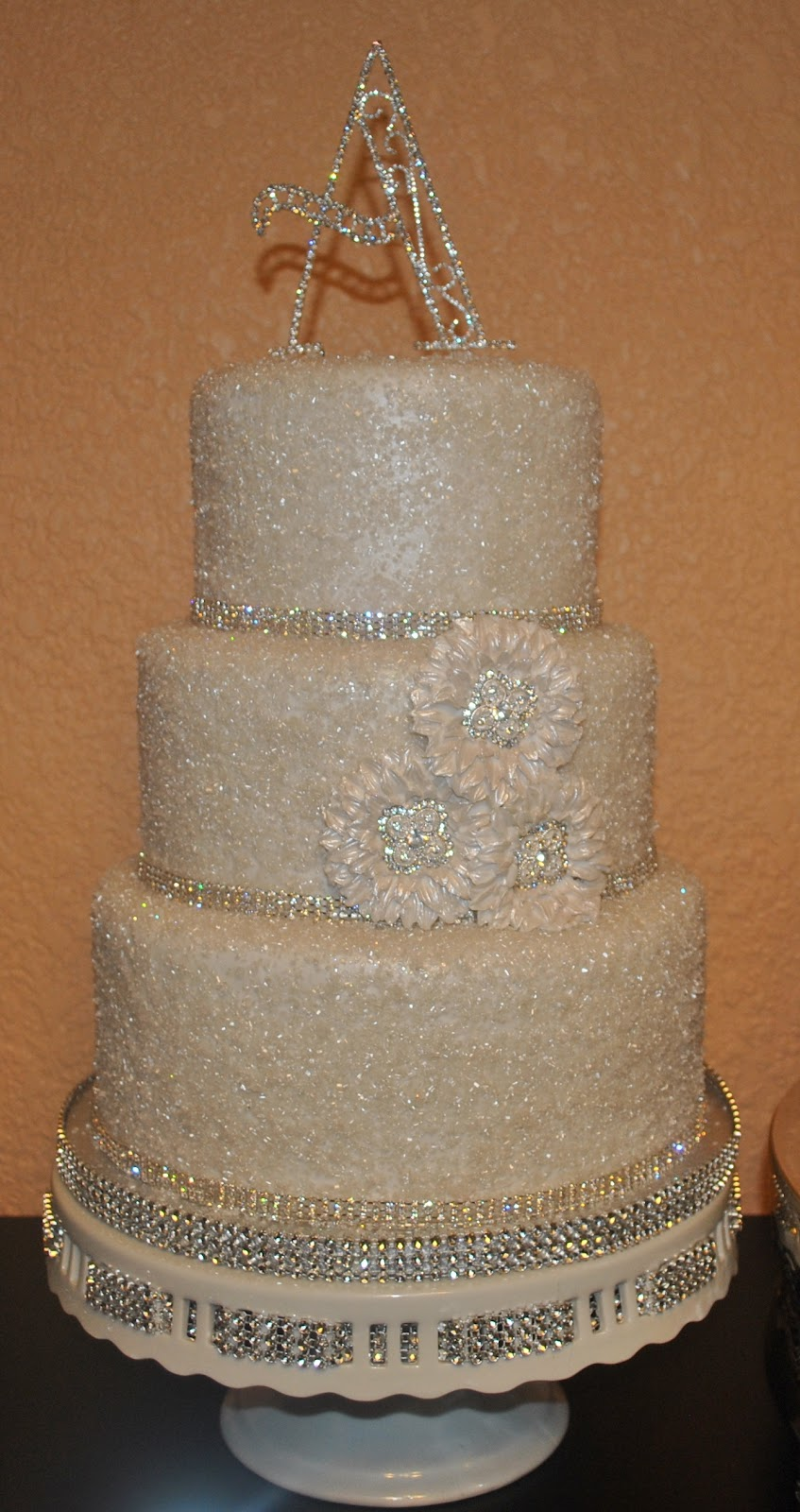 the cake zone wedding cake jewelry new trend. Black Bedroom Furniture Sets. Home Design Ideas