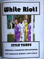 White Riot 3 Fanzine