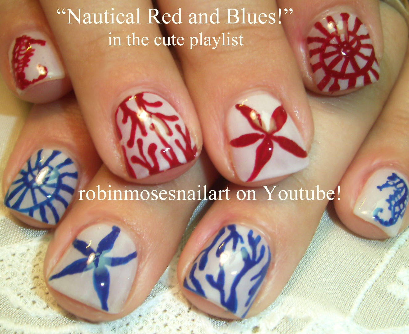 Nail Art Design: 4th of july nails, fourth of july nails, easy diy ...