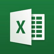 Disponibile Microsoft Excel per iPad 1.0