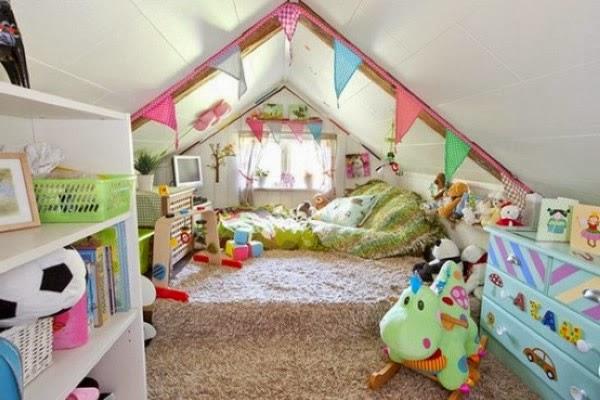 Dormitorios de ensue o para ni as dormitorios colores y - Decoracion paredes habitacion nina ...