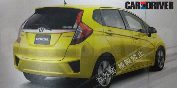 2014+Honda​+FIT+Leake​d+again+03