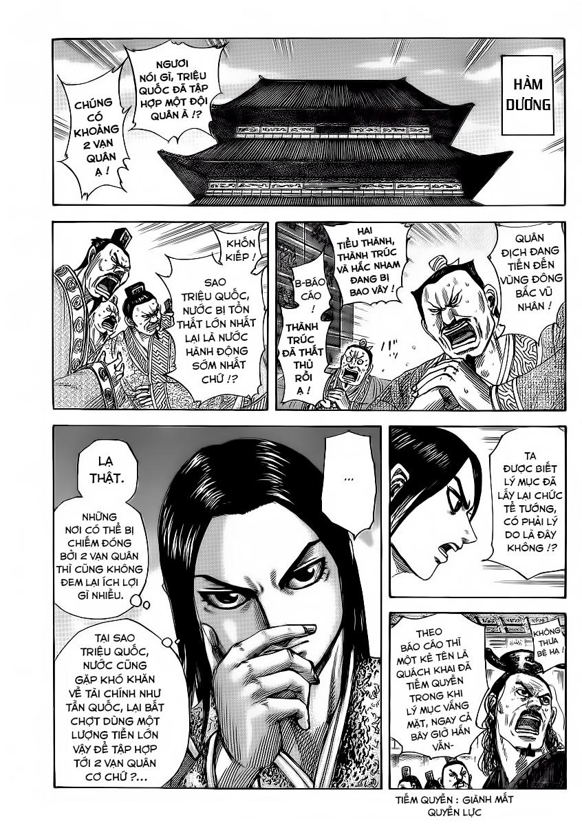 Kingdom - Vương Giả Thiên Hạ Chapter 369 page 12 - IZTruyenTranh.com