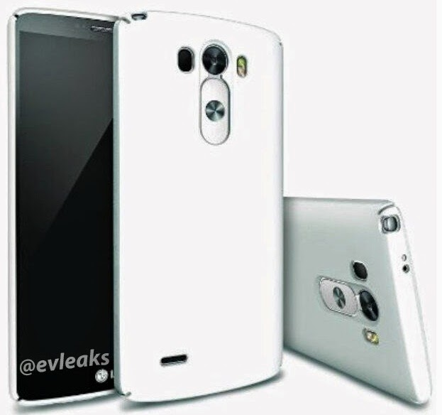 new Lg G3 White phones coming out