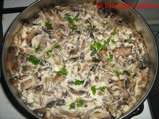 ciuperci taranesti