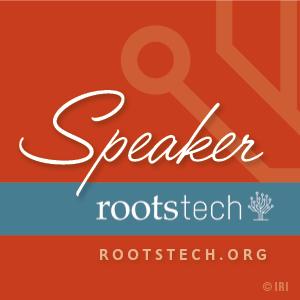 RootsTech 2016 Speaker