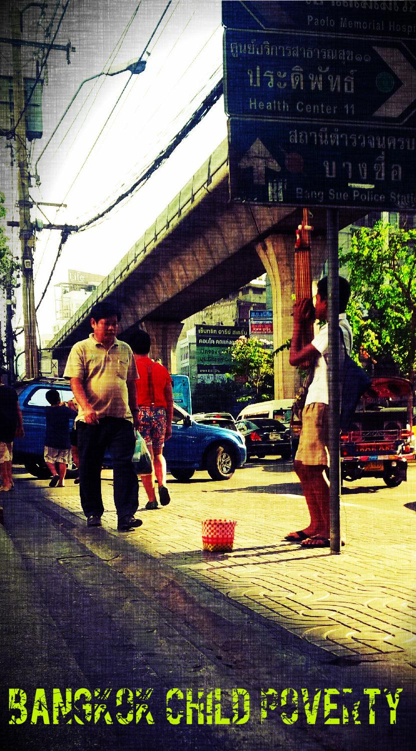 Bangkok destitution