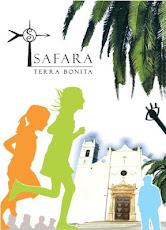 Desdobrável sobre Safara