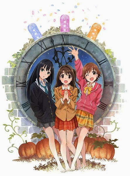 [ Info-Anime ] Anime The IdolMaster Cinderella Girls Akan Tayang Pada Januari 2015
