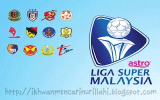 Keputusan Liga Super 7 Mei 2013