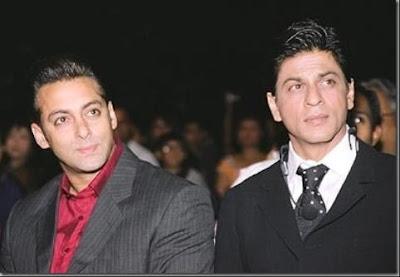 SRK and Abhinav Kashyap