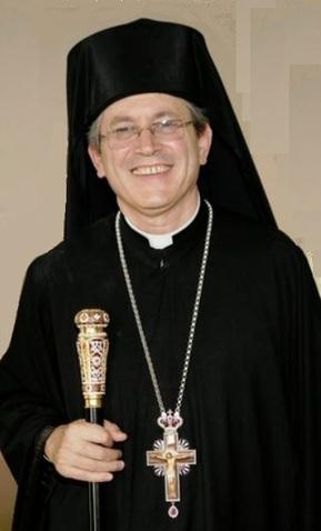 Monseñor Gabriel Ganohum