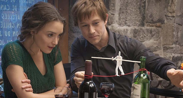 Charlotte Le Bon plays Annie, Philippe's supportive, thankless girlfriend