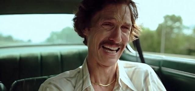 Matthew McConaughey, de Clube de Compras Dallas Melhor Ator Oscar 2014