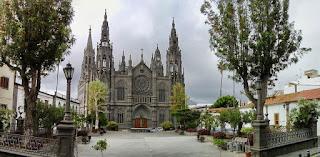Travel around Spain - Arucas
