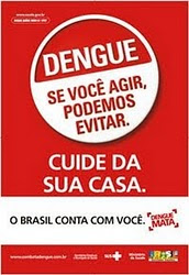 SE LIGUE NA DENGUE!