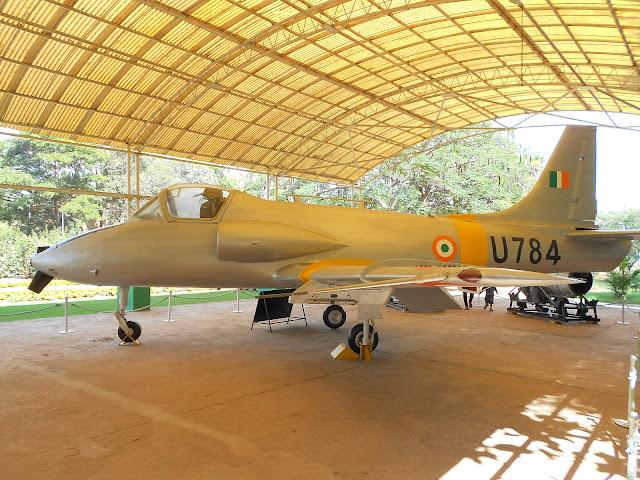Kiran Mk2 jet trainer