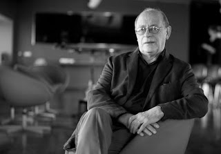 Antonio Tabucchi @Ferran Nadeu