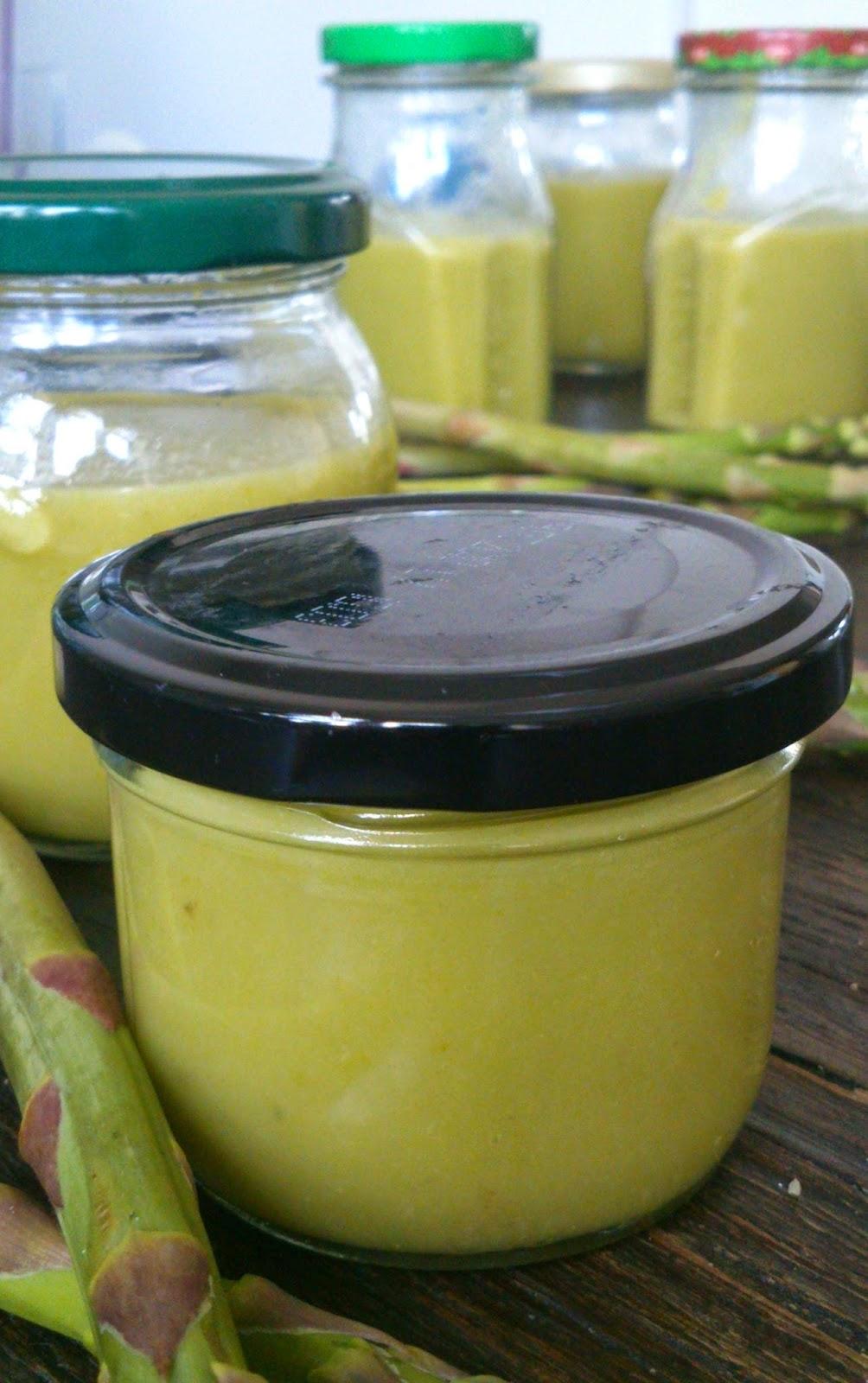 pierwsza zupka szparagowa dla dzieci