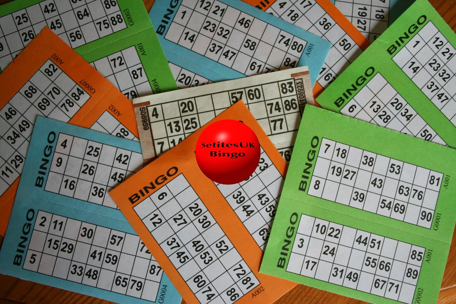 SetitesUK Bingo