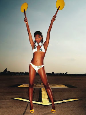 The girls of Ryanair Calendar 2008 - bombastic airlines