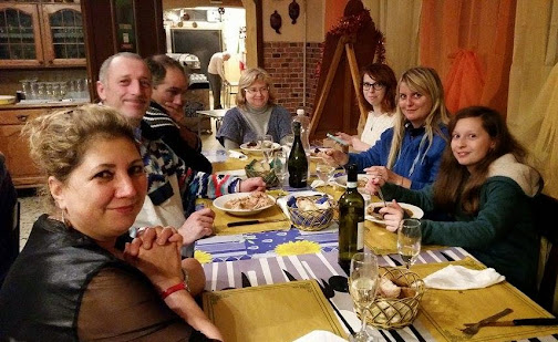 Cacciucco party