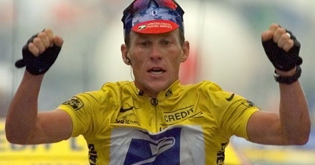a biography of lance armstrong an american cyclist Lance armstrong wears the yellow jersey of the tour de france leader as he claims  disgraced cyclist armstrong facing $100m us government lawsuit chris  cyclist in the event's history – until he lost all of them after a us.