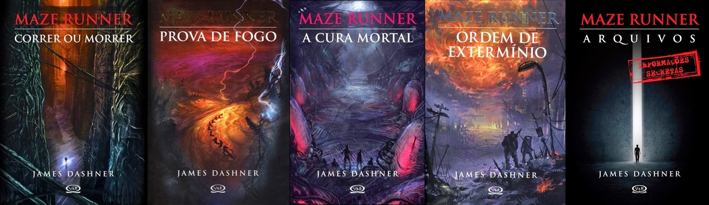 the maze runner complete series pdf