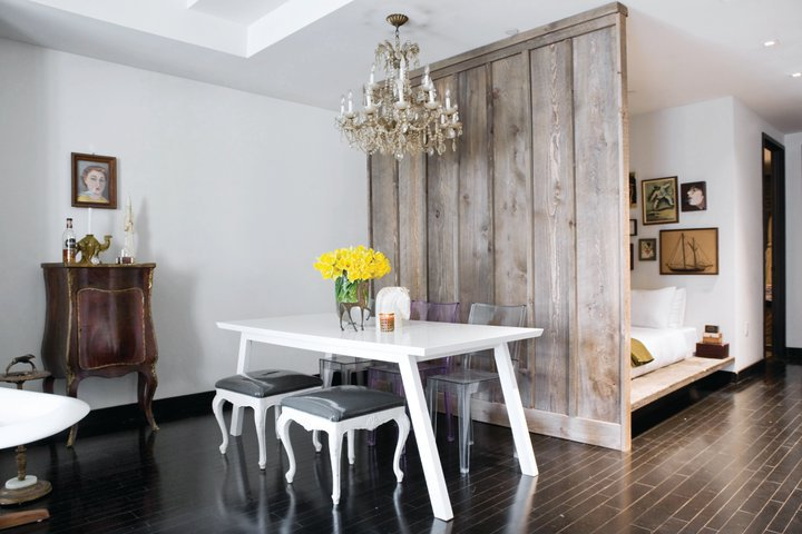 Apple pie and shabby style small spaces big ideas - Idee per casa piccola ...
