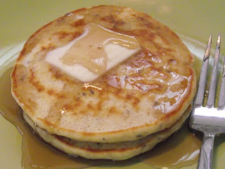 Gluten Free Flax Pancakes